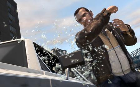 2 нові скріншоти GTA IV
