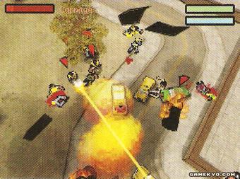 Перші скріншоти з GTA: Chinatown Wars
