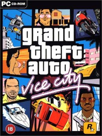 GTA: Vice City оригінальна версія + українізатор