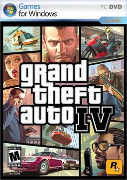 """Офіційний сайт GTA IV поповнився розділом """"PC"""" !"""