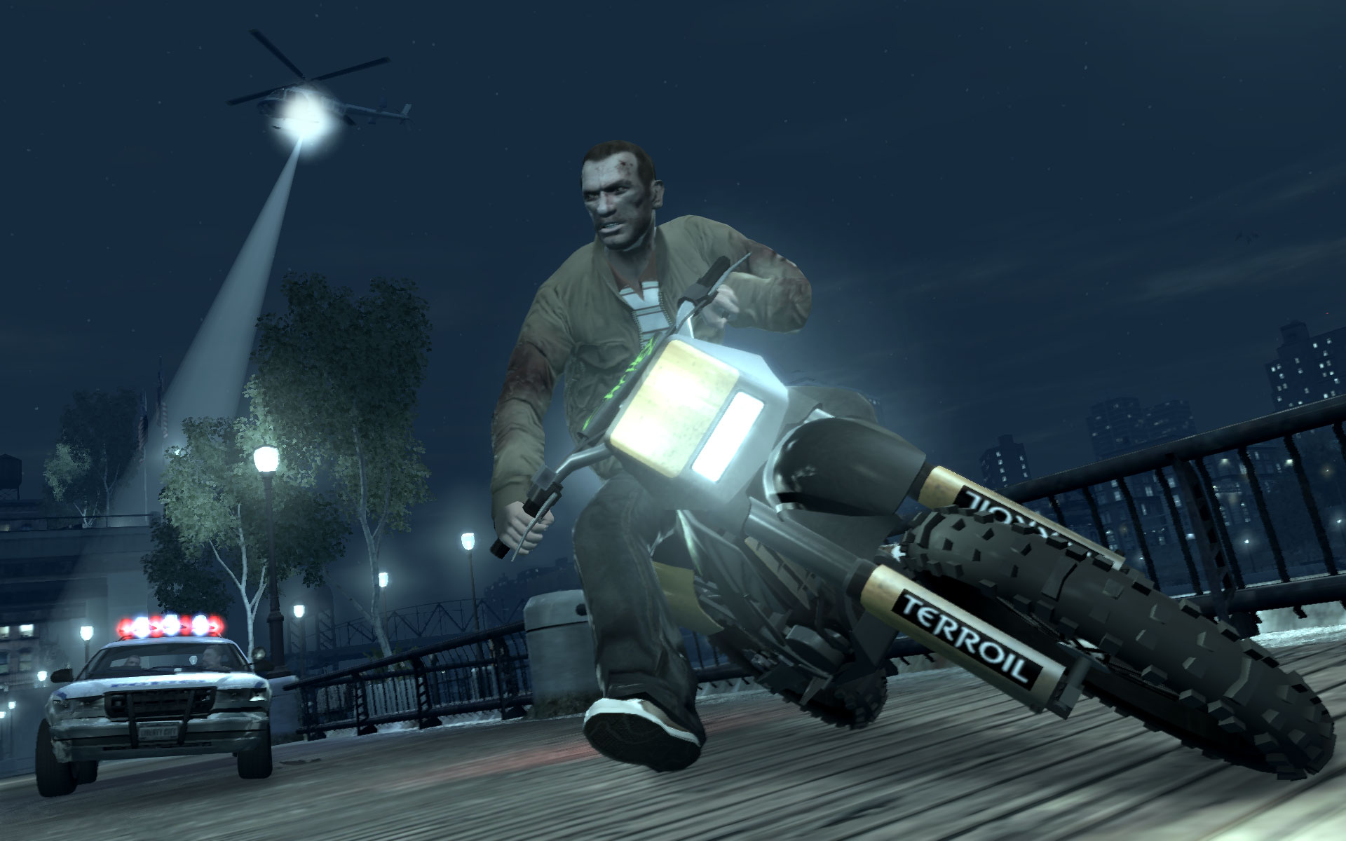 Download Скачать Grand Theft Auto IV version 1.0.0.4 (2009/RUS/RePa…