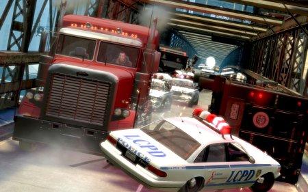 Нові скріншоти GTA IV для PC