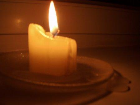 """""""ЗАСВІТИ СВІЧКУ!"""" На знак вшанування пам'яті невинних жертв Голодомору"""