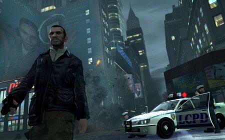 Скріншоти GTA IV з нещодавніх оглядів