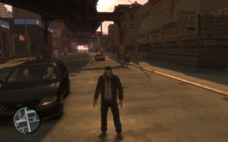 Grand Theft Auto (GTA IV) 4: Русификатор + Razor Crack 1.0.3.0.