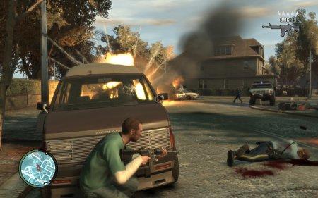Завершальні скріншоти PC-версії GTA IV