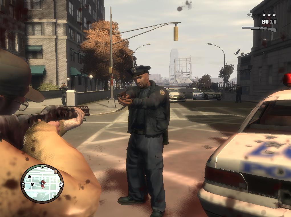 Кряк для GTA 4 Episodes From Liberty City Razor