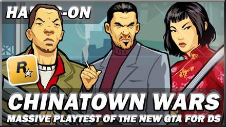 Огляди GTA: Chinatown Wars