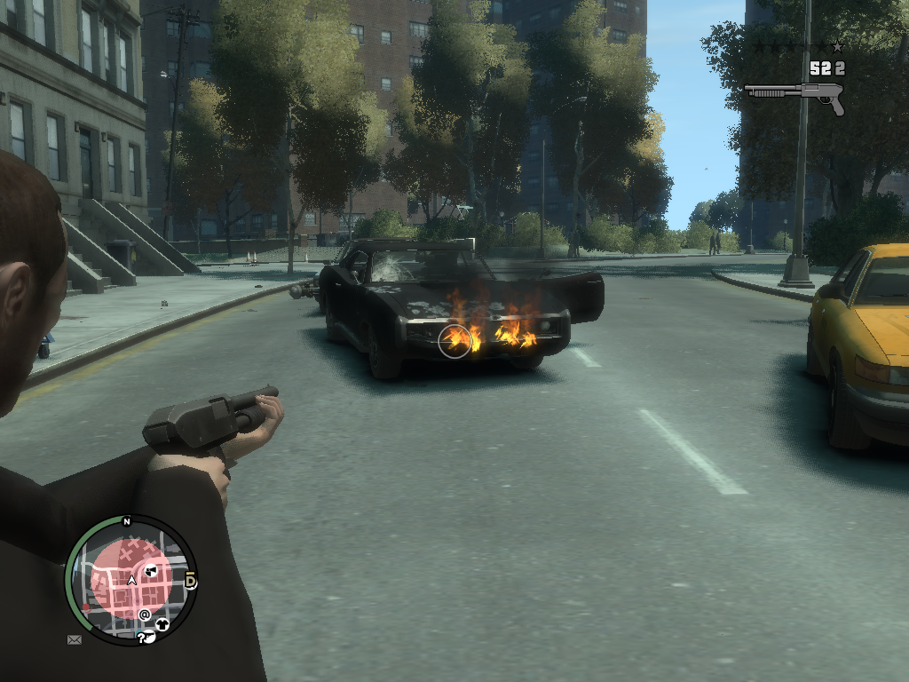 Скриншот 1 к GTA 4 / Grand Theft Auto IV Episodes from Liberty City