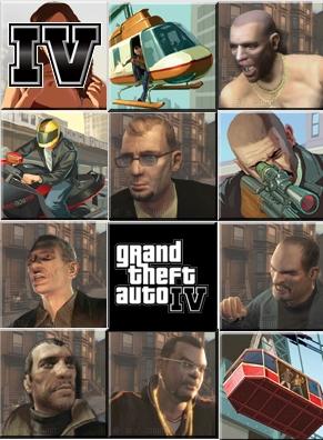 Збірка аватарів на тематику GTA4