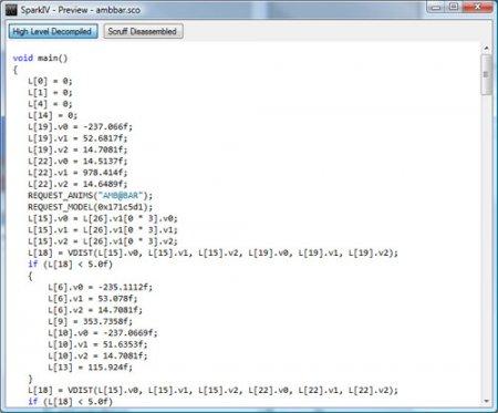 SparkIV 0.5.4