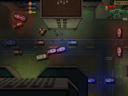 Зброя у GTA 2