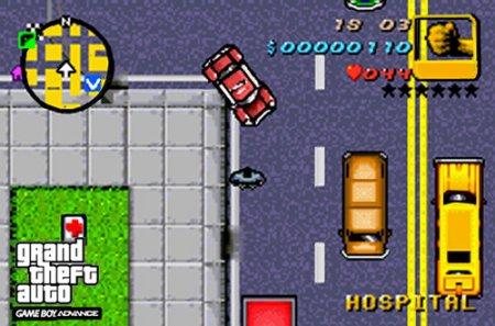 Скріншоти GTA: Advance