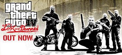 """GTA IV: """"Загублені і прокляті"""" вийшла в мережі Xbox Live"""