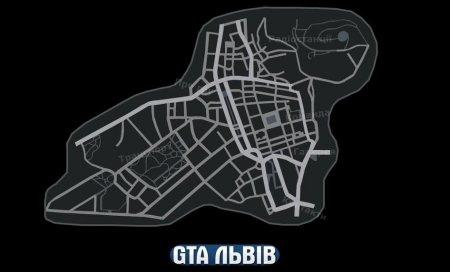 GTA: Львів буде на двигуні GTA IV!
