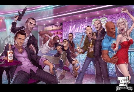 GTA: Легенди III