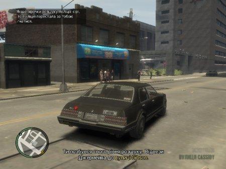 Українізація GTA IV версія 0.4 beta !