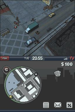 Завантажити GTA: Chinatown Wars (з емулятором) !