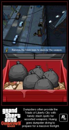 Скріншоти Chinatown Wars з офіційного сайту