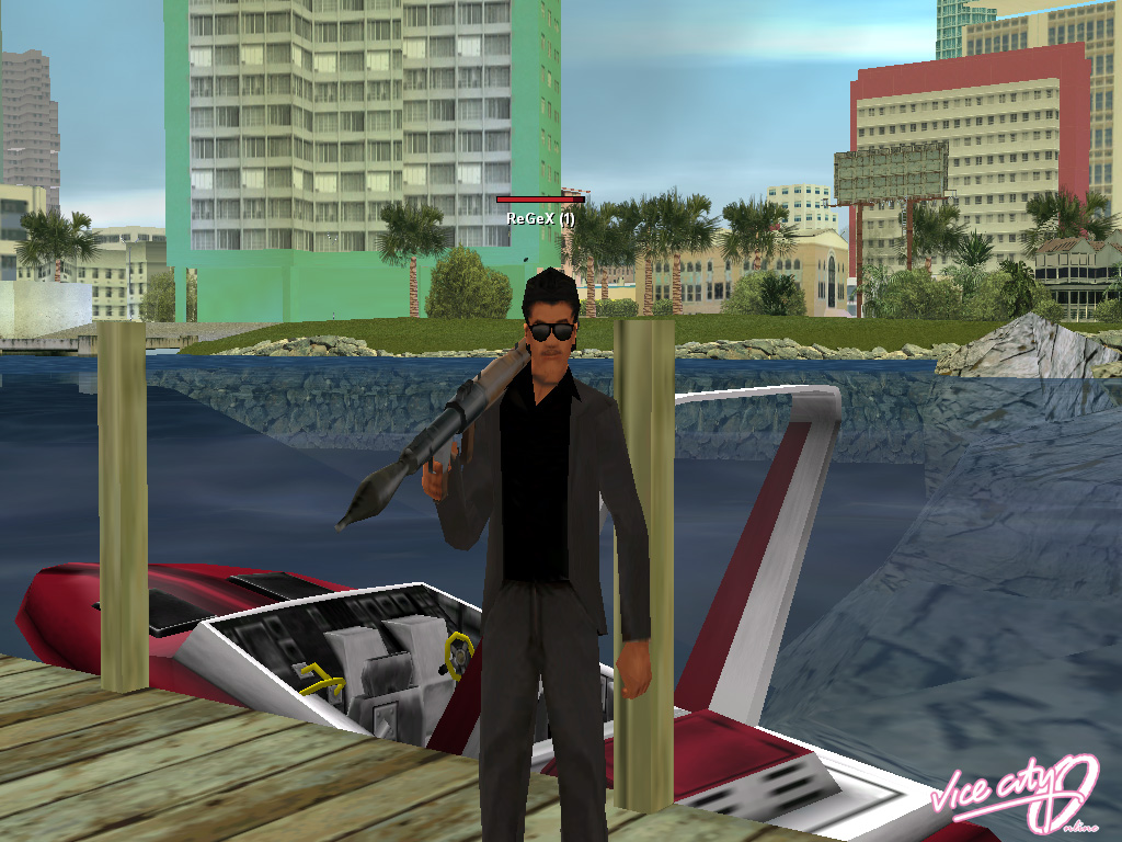 Gta Vice City V1.1 Update Patch