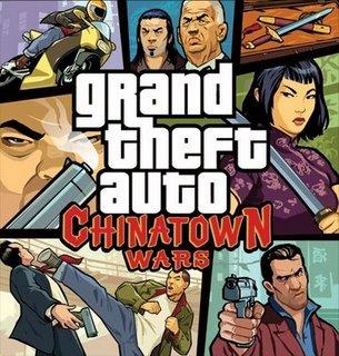 GTA Chinatown Wars анонсовано на PSP