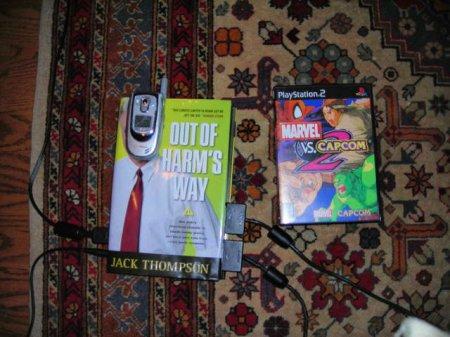 Ігрова приставка PS2 Джека Томпсона