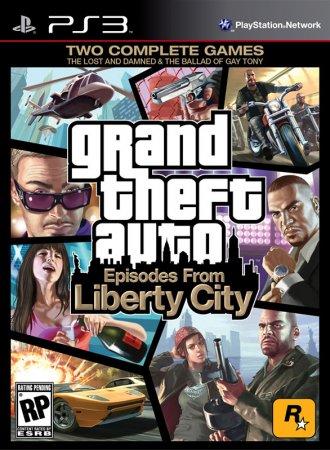 """Обкладинка PS3-версії """"Епізодів Міста Свободи"""""""