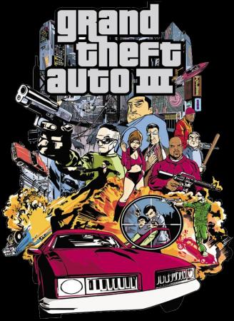 GTA 3 офіційно від 1С