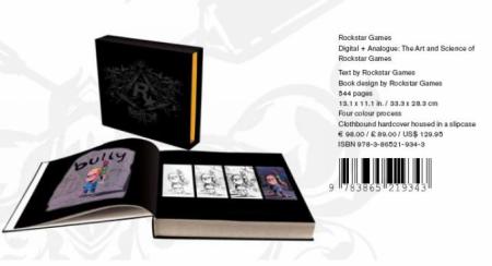 Історія Rockstar Games книжкою і на DVD