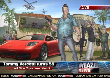 "Арт Патріка Брауна ""GTA: Vice City 2011"""