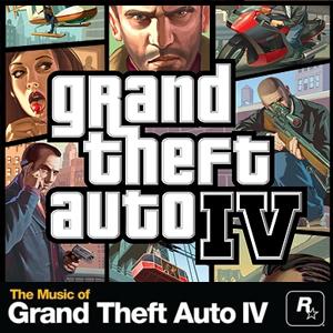Уся музика з радіостанцій GTA IV