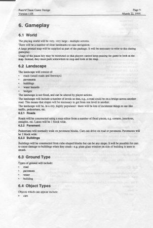 Дизайн-документ GTA 1