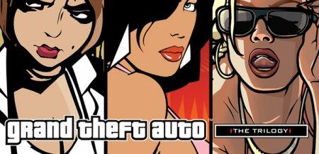 Трилогія Grand Theft Auto вийшла для Mac