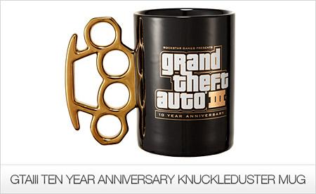 Ювілейні чашки GTA 3