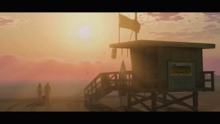 Скріншоти з першого трейлера GTA V