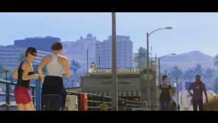 Скріншоти з першого трейлера GTA V - частина 2