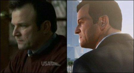 Нед Люк – голос головного героя GTA 5?