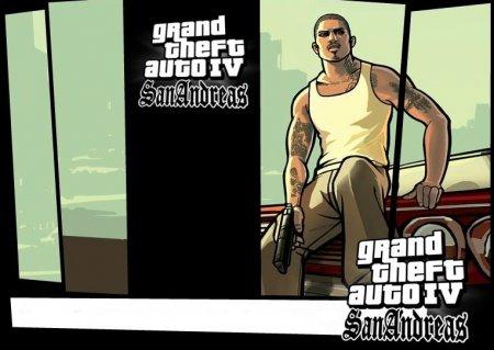 Реліз другої бета-версії GTA 4: San Andreas
