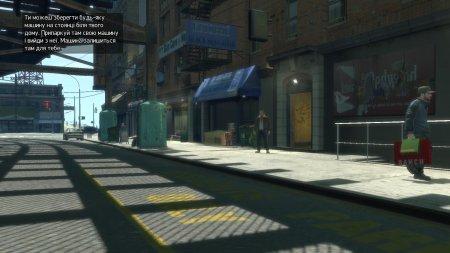 Full-HD скріншоти з української версії GTA IV