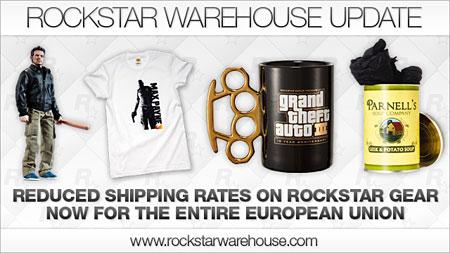 Оновлення магазину Rockstar