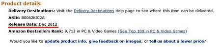 Amazon.com висунув дату появи GTA 5