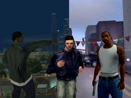 Ексклюзивні проходження GTA III і San Andreas