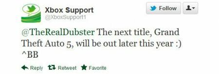 """Техпідтримка Xbox 360 """"розкрила"""" дату виходу GTA 5?"""