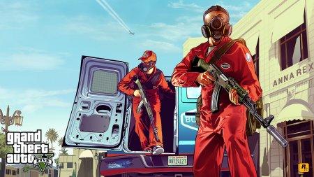 GTA V - Боротьба зі шкідниками