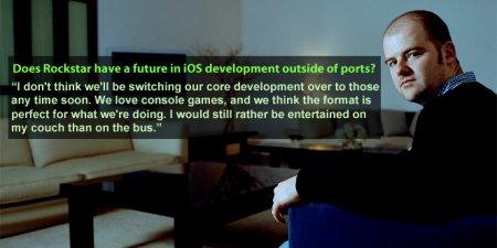 Інтерв'ю Дена Хаузера з IGN