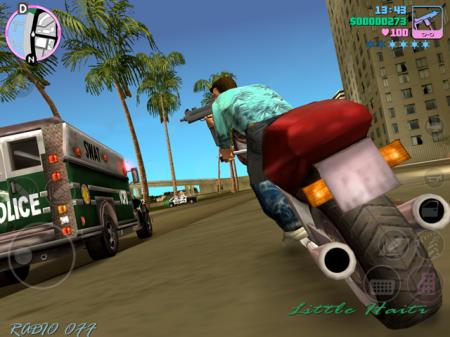 Перші скріншоти з Vice City: 10th Anniversary Edition