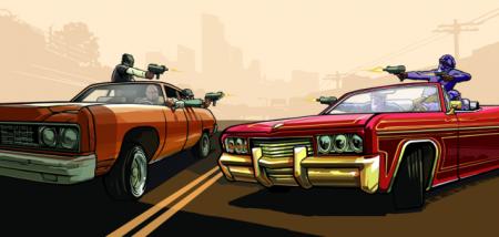 GTA: San Andreas у PlayStation Store