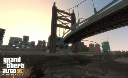 Перший публічний реліз GTA III RAGE Classic
