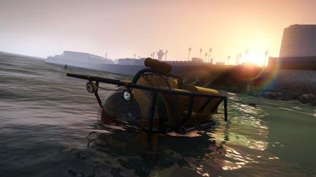 У GTA V гравці зможуть досліджувати морські безодні
