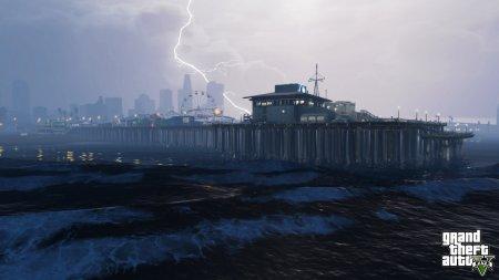 Нові скріншоти GTA 5: заходи сонця, море, небо та інше